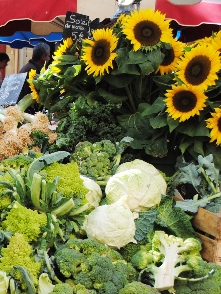 Guide to Provence Markets