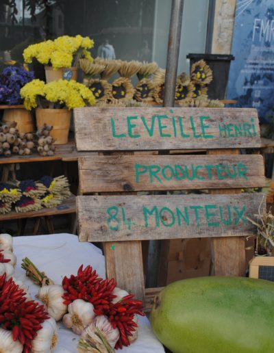 Market tours in Provence