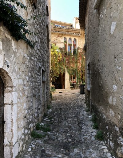 Small town Provence