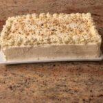 PUMPKIN TIRAMISU CAKE