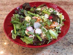 French Summer Salad