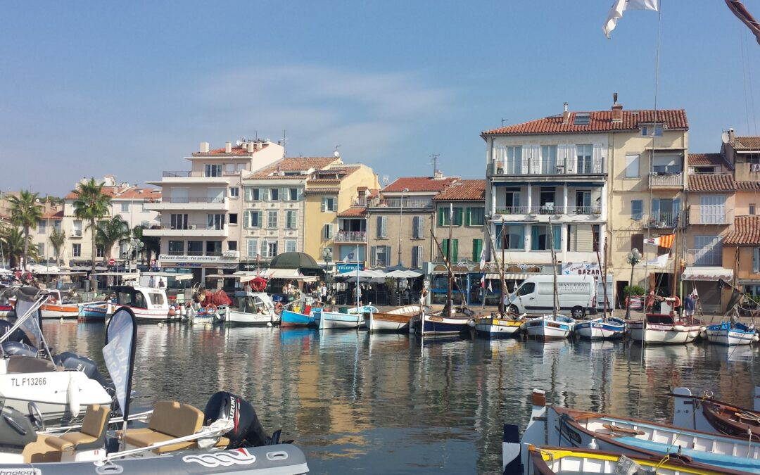 Would You Love To Go to Cassis In The Fall?